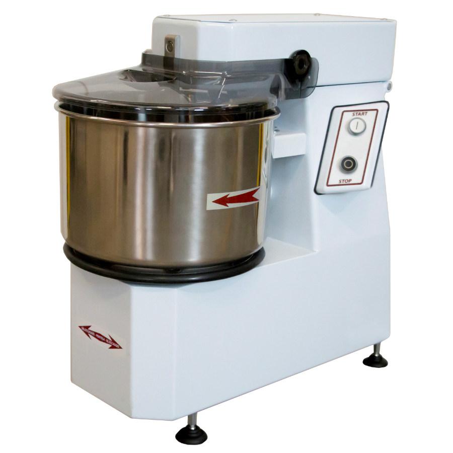 Teigknetmaschine 16 Liter / 12 kg