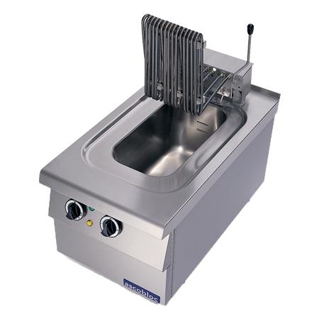 Ascobloc Fritteuse - Elektro - AEF 128 - Serie 700