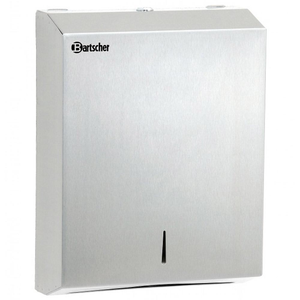 Bartscher Papierspender CNS