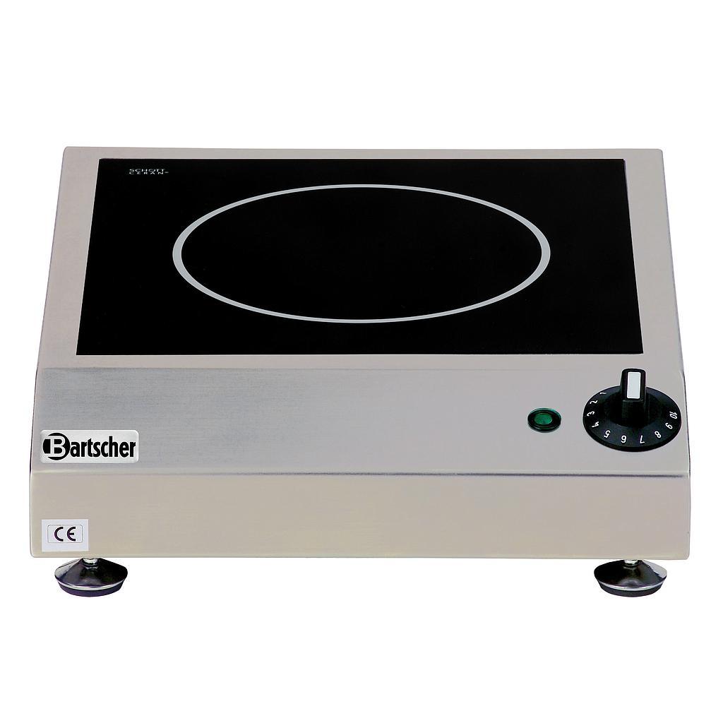 Bartscher Elektroherd 1 Kochstelle - 210 mm