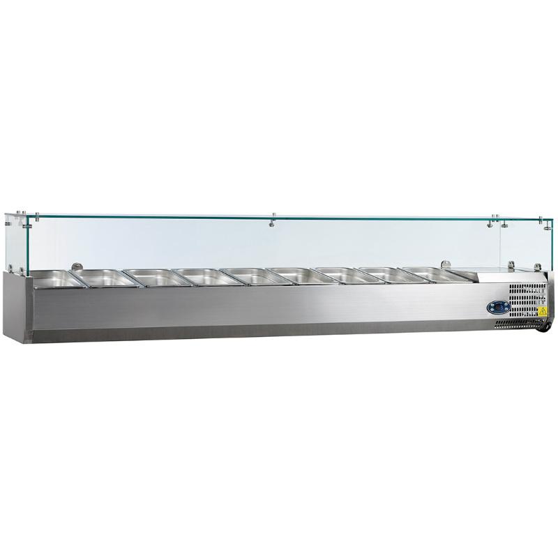 COOL Aufsatzkühlvitrine PA 13-200