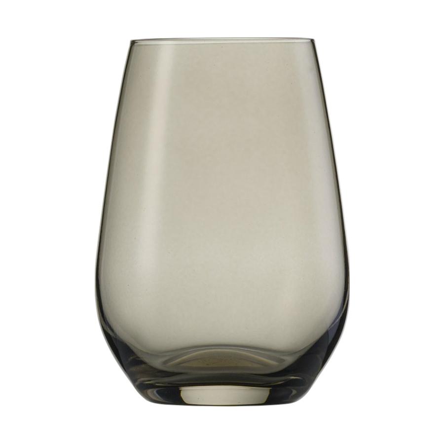 Wasserglas grau VINA SPOTS - 397 ml
