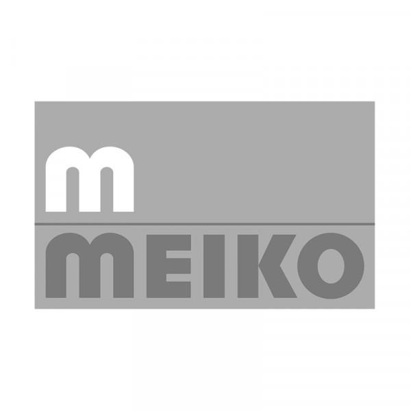 Meiko Anbautisch 1200 mm mit Becken + SB