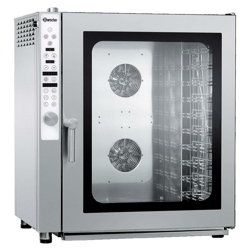 Bartscher Kombidämpfer E 10110RS - Elektro