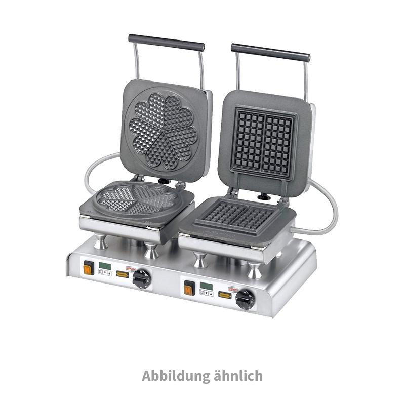 Neumärker Waffeleisen Backsystem II - ohne Backplatten 230