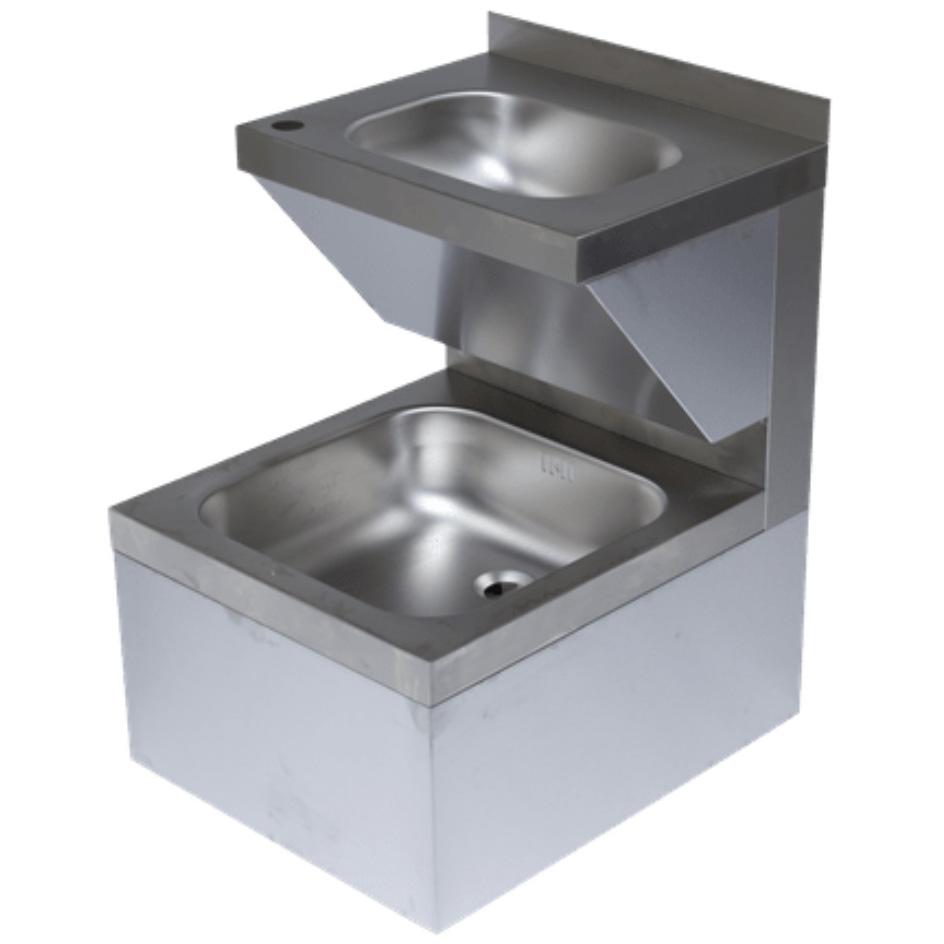 Rieber Handwasch-Ausgussbecken Kombination - HAK