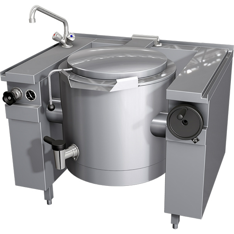 MKN Dampf Kipp Schnellkochkessel - Optima 850, 60 L, HK