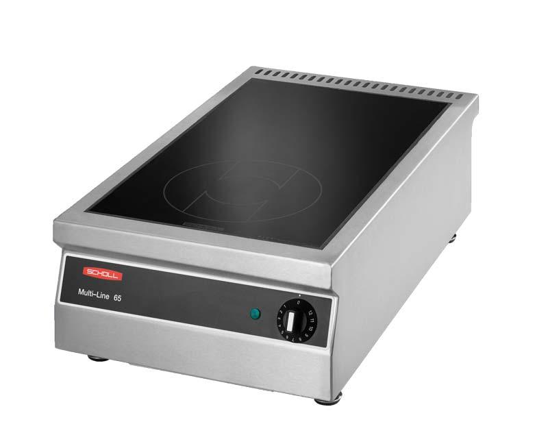 Scholl Induktionsherd SH/BA 5000-ML