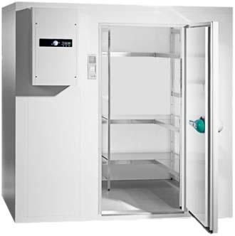 Kühl- & Tiefkühlzellen