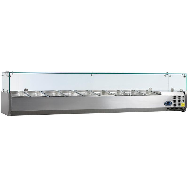 COOL Aufsatzkühlvitrine PA 14-200