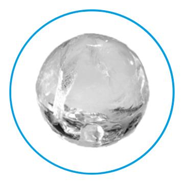 Beispiel für die Sonder Eisform