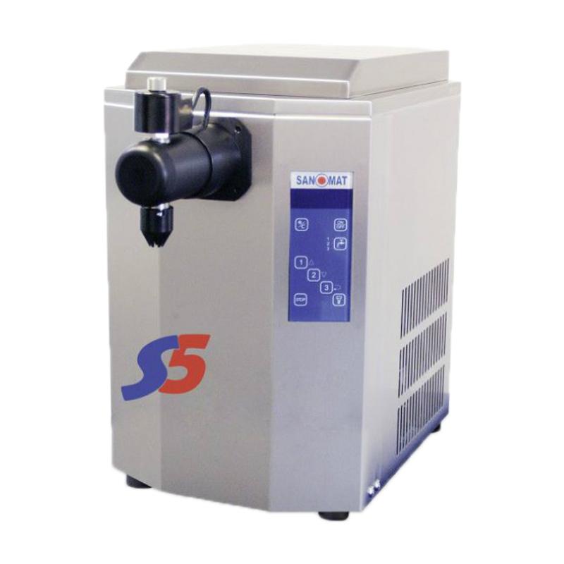Sanomat Sahnemaschine S5 - 5,0