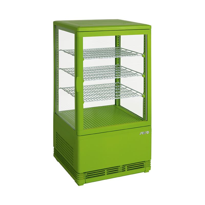 Saro Aufsatzkühlvitrine SC 70 - grün
