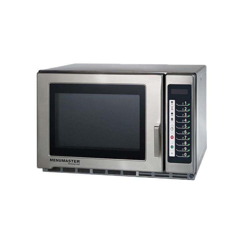 Menumaster Mikrowelle RFS 518 TS