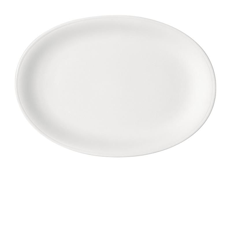 Bauscher Platte oval coup 23 cm - Serie bonn/bistro