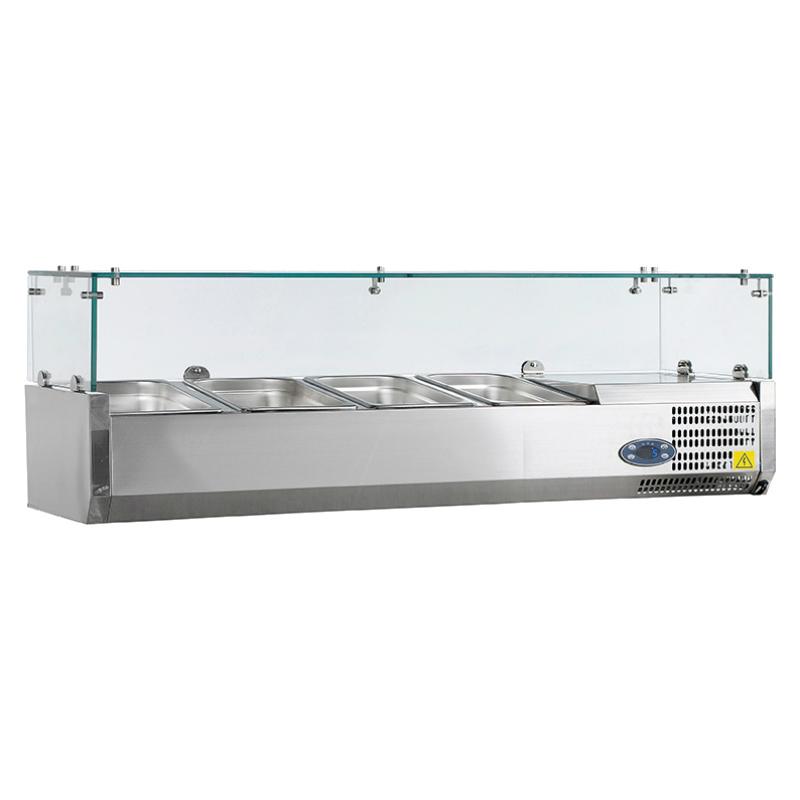 COOL Aufsatzkühlvitrine PA 13-120