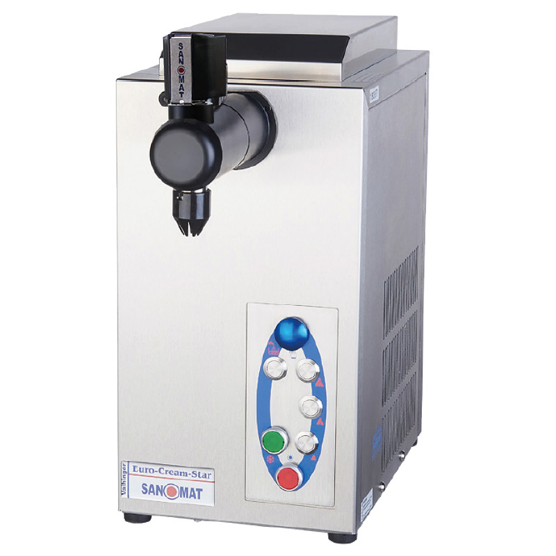 Sanomat Sahnemaschine Euro-Cream-Auto - 2