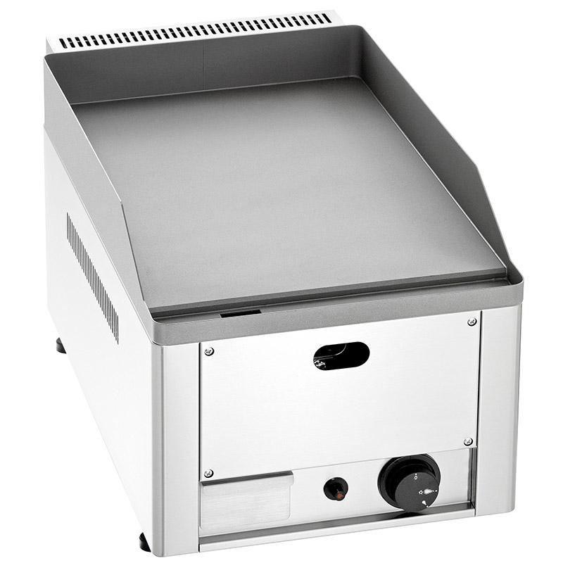 Gastro Griddleplatte 1Z - Gas