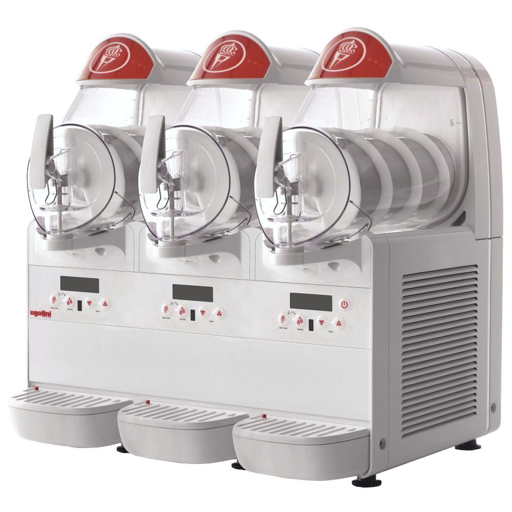 Nosch Eismaschine Minigel Plus 3