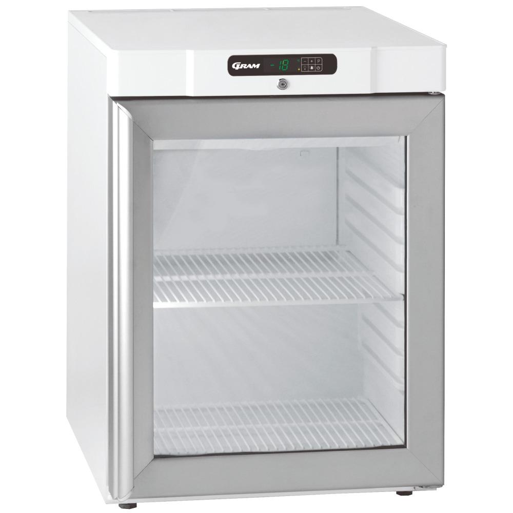 GRAM Tiefkühlschrank Compact FG 220 LG 2W - Glastür