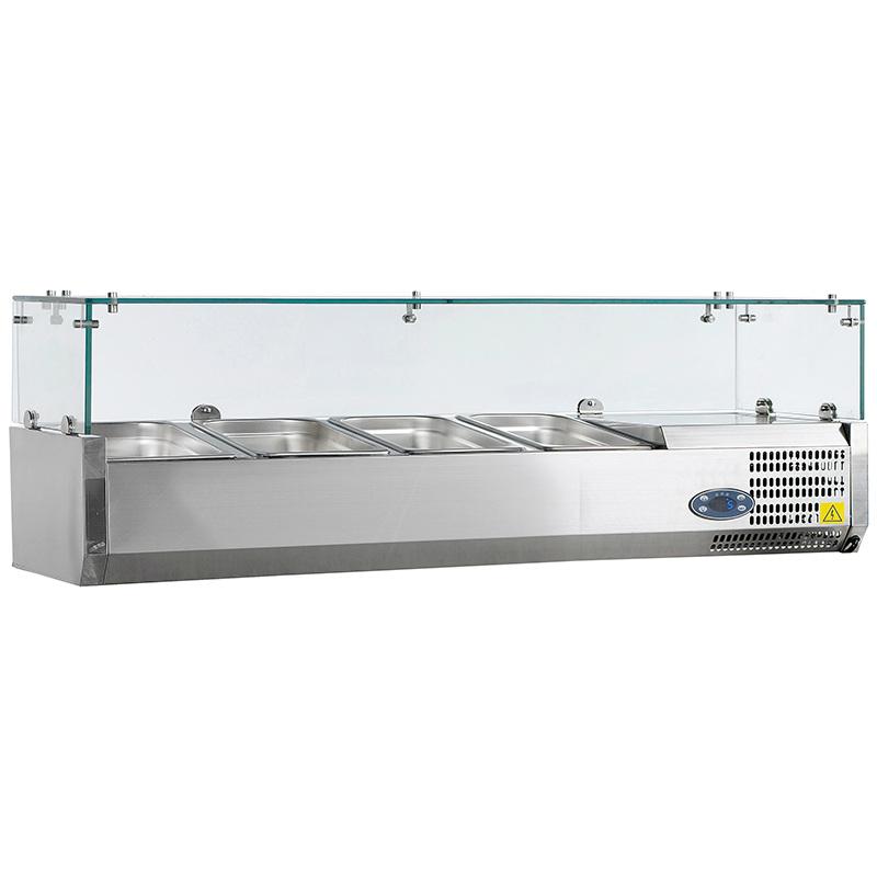 COOL Aufsatzkühlvitrine PA 14-120