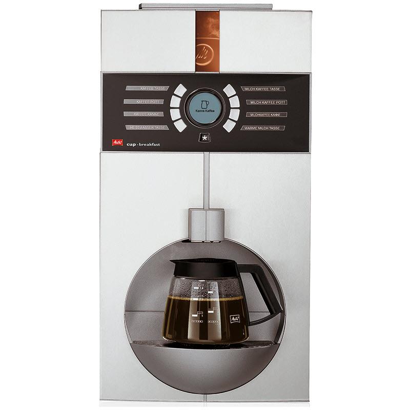 Melitta Kaffeevollautomat CUP Breakfast - 400V