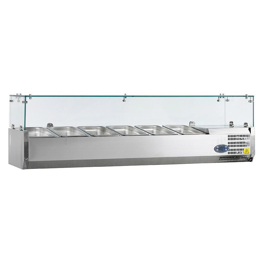 COOL Aufsatzkühlvitrine PA 13-150