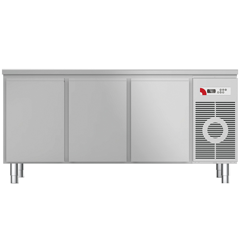 Friulinox Kühltisch KTF 3210 M mit Arbeitsplatte