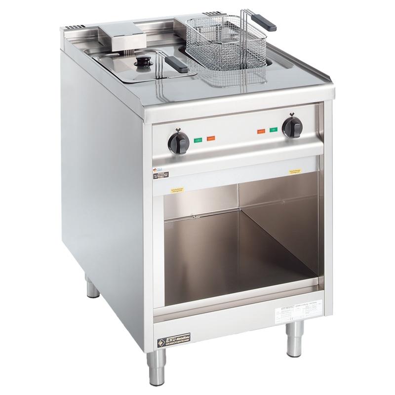 EKU Doppel Fritteuse - Elektro - Serie 850
