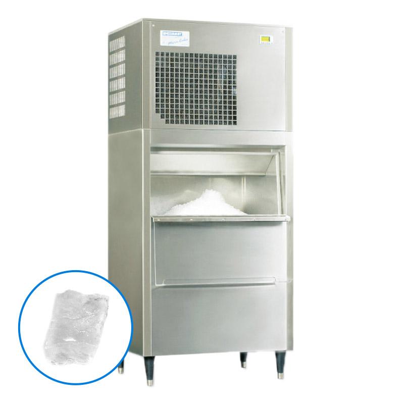 Wessamat Eiswürfelmaschine M 200 L Micro-Cubes