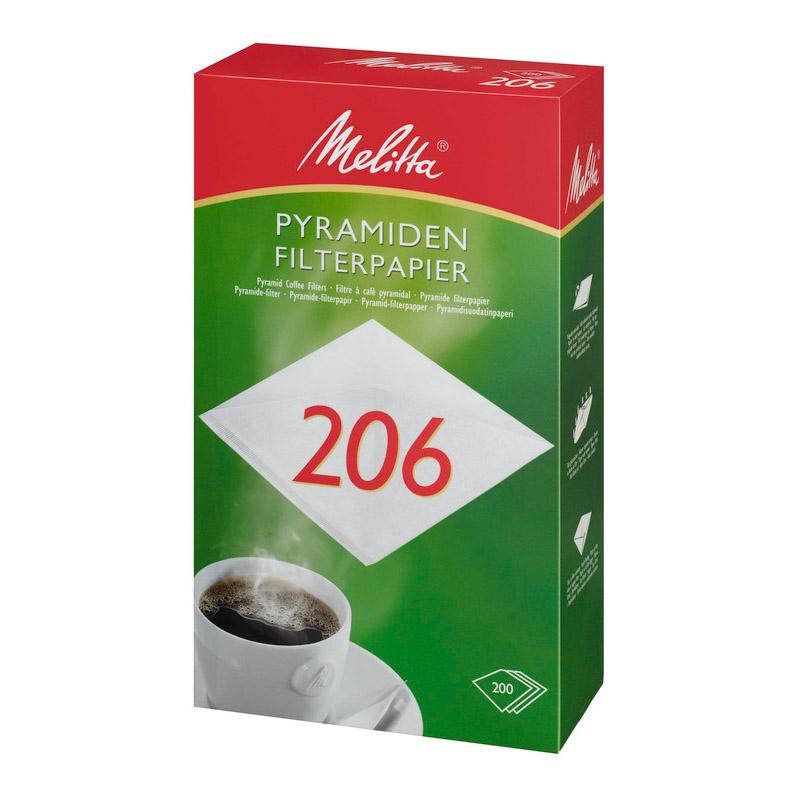 Melitta Filtertüten Pa SF 206 G