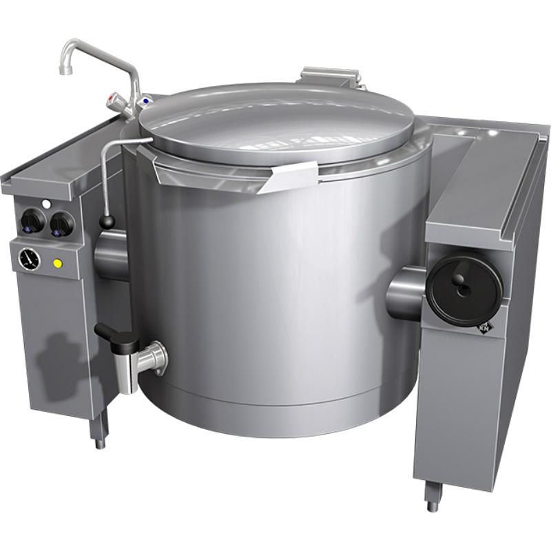 MKN Elektro Kipp Schnellkochkessel - Optima 850, 150 L, HK