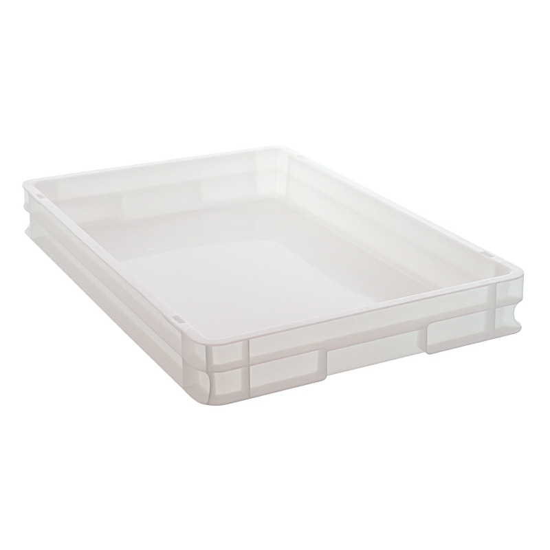 Pizzateig- Box / Teigwanne, rechteckig 18 L