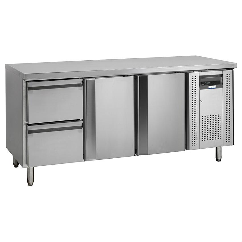 COOL Kühltisch KTM 3-2T2Z GN 1/1