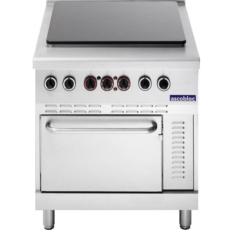 Ascobloc Elektroherd 1 Platte MEH 445 - Serie 850