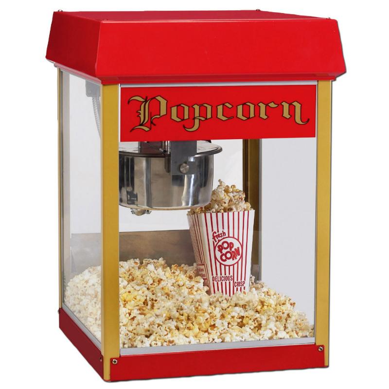 Neumärker Popcornmaschine - Fun Pop 4 Oz