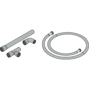 Rational Geräteanschluss-Kit Typ XS, 61-202