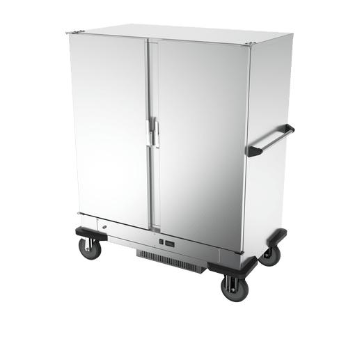 Rieber Bankettwagen 2 x 2/1 GN - gekühlt