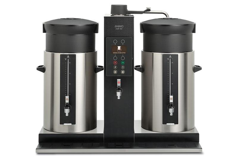 Animo Rundfilter Kaffeemaschine CB 2x20 W