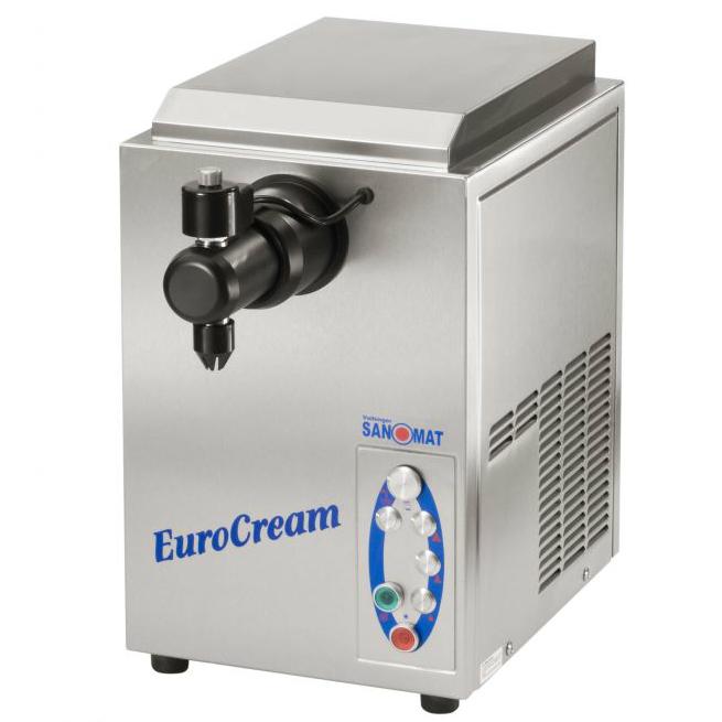 Sanomat Sahnemaschine Euro-Cream-Hand - 5