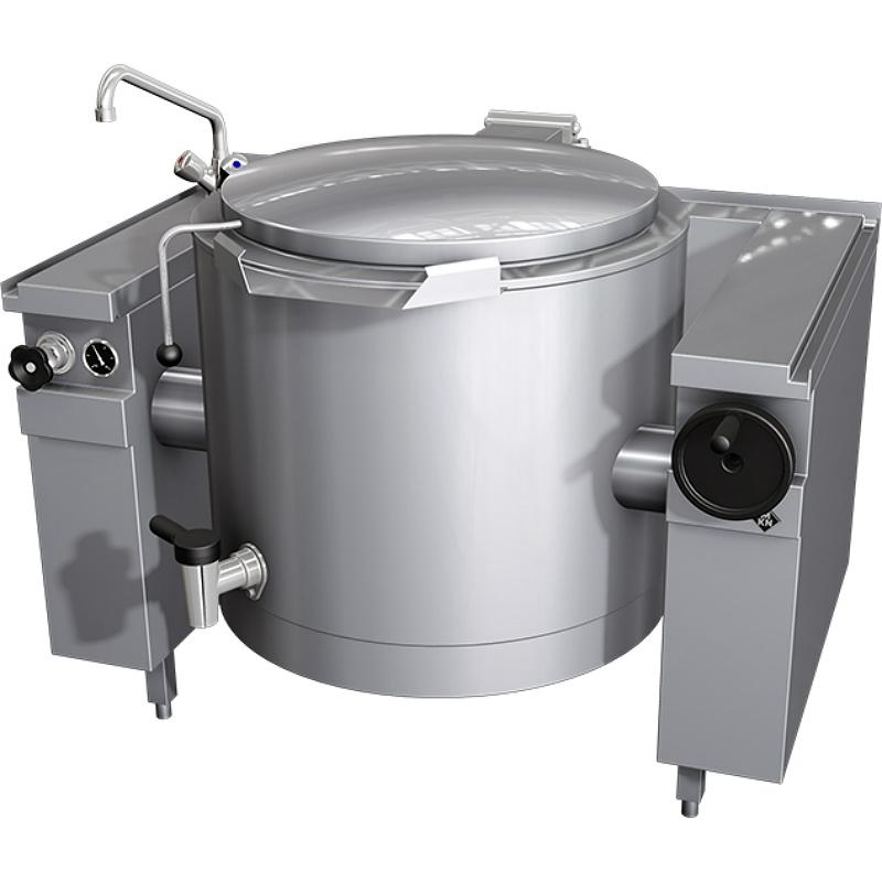 MKN Dampf Kipp Schnellkochkessel - Optima 850, 150 L, HK