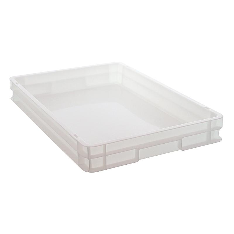 Pizzateig- Box / Teigwanne, rechteckig 14 L