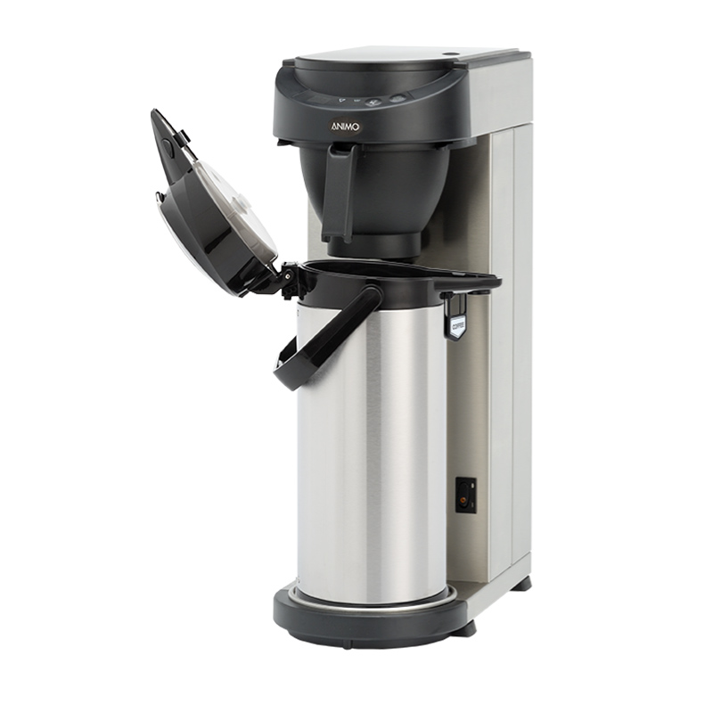Animo Kaffeemaschine MT-100 schwarz