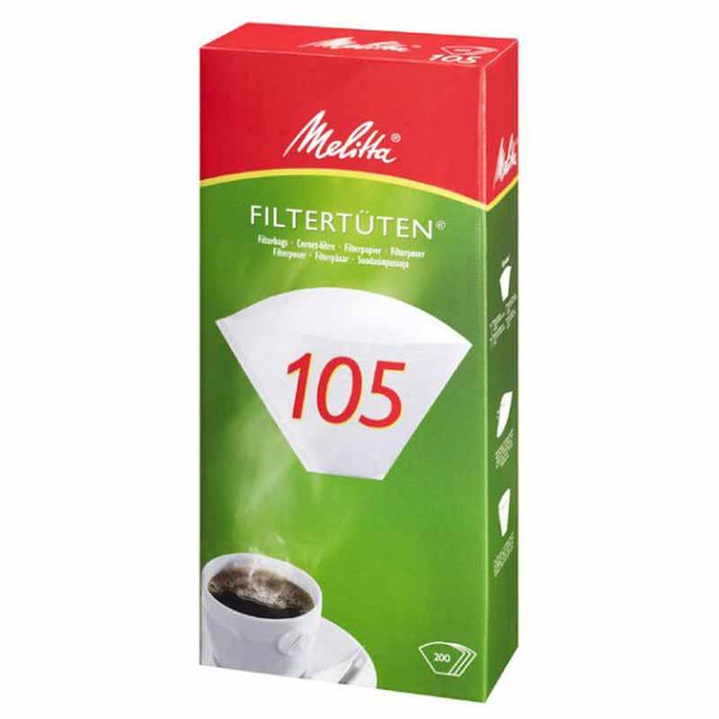 Melitta Filtertüten Pa 105 G