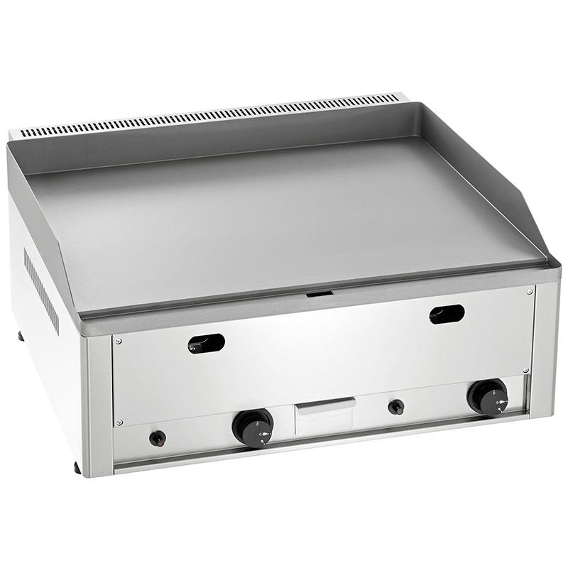 Gastro Griddleplatte 2Z - Gas