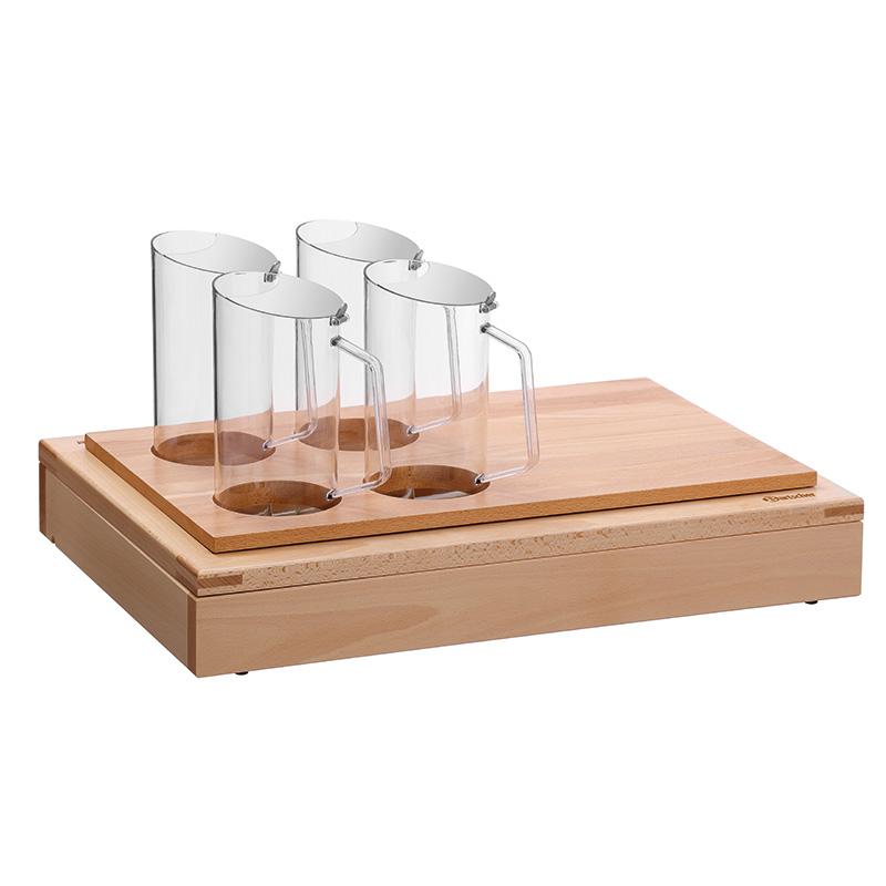 Bartscher Buffet-System, Karaffen Set