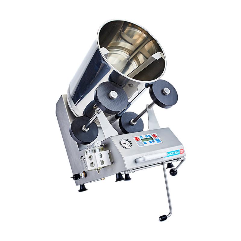 Scharfen Vakuum Tumbler HR 2035 - Basisgerät