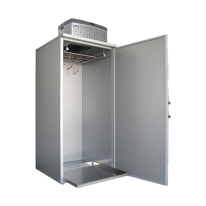 COOL Wildkühlzelle MWZ 2000 Power - Abmaße: B 935 x T 995 x H 2384 mm