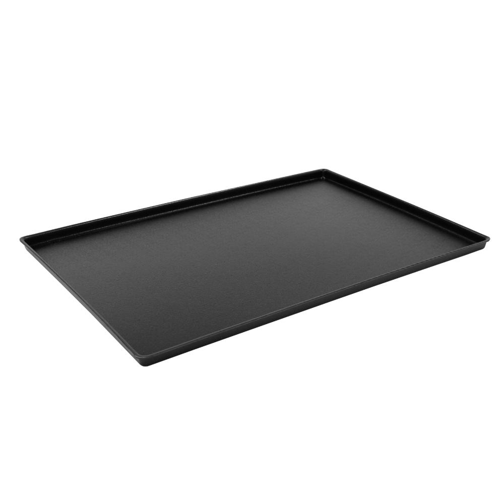 Auslagetablett - 400 x 600 x 20 mm - genarbt