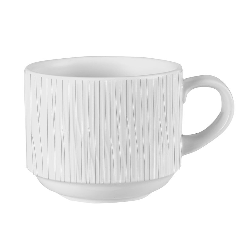 Churchill Kaffeetasse stapelbar 0,22 l - Serie Bamboo